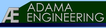 ADAMA Engineering Logo